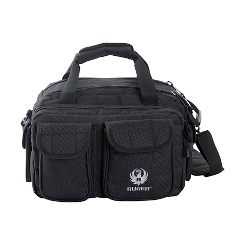 Ruger Pro Series Range Bag Blk,Black