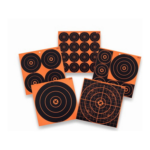 "BB6-25 Big Burst 6"" - 100 Targets"