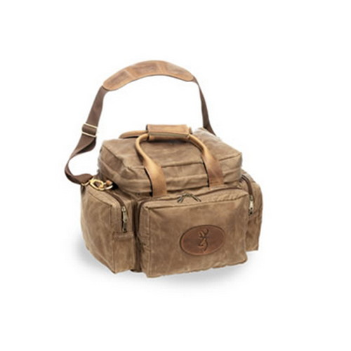 Bag Santa Fe Lthr/Repel-Tex