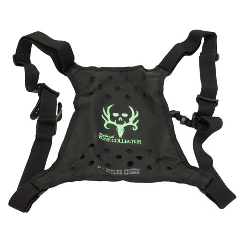 Bone Collector Deluxe Bino Harness Black