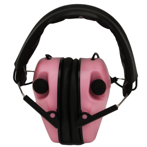 E-Max LP Elect. Hearing Protection - Pink