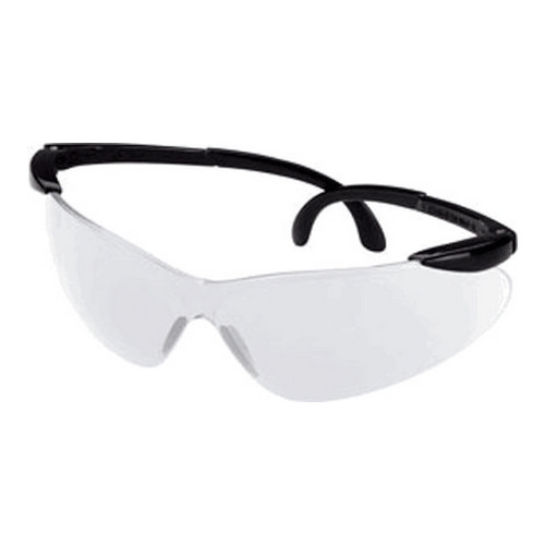 Shooting Glasses- Ballistic Open Blk/Clr