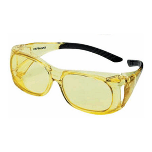 Over- Spec Ballistic Glasses Amber