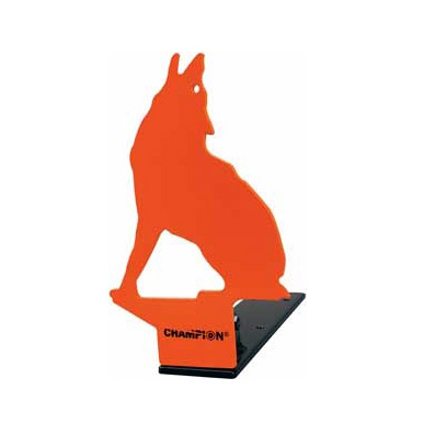 Target, Metal Pop-Up (Howling Coyote)