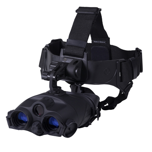 Tracker 1x24 Night Vision Goggle Binos