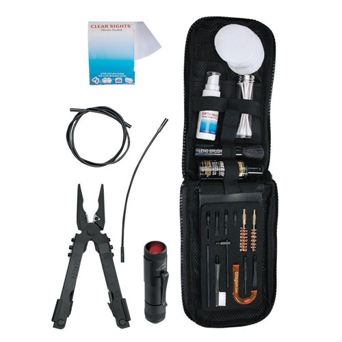 Gun Cleaning Kit,Military, 7.62mm,Sheath