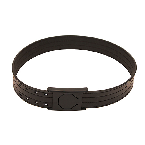 "2"" Blk 36""W Duty 1 pc Buckle"