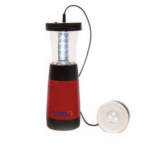 Water Only Personal Lantern Burgundy