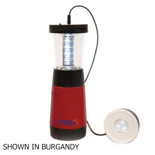 Water Only Personal Lantern Grey