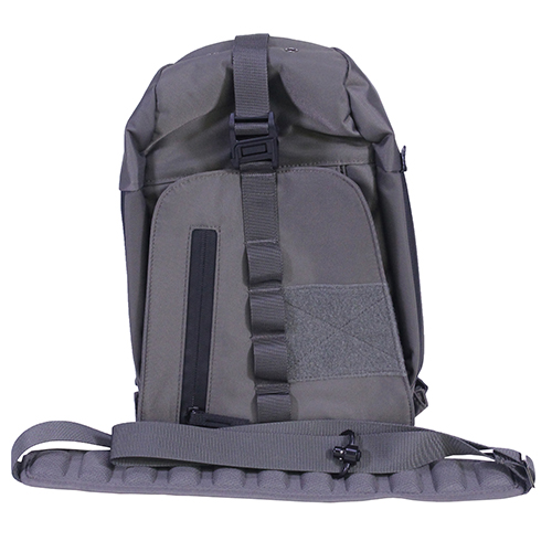Multipurpose Comp Bag, SM, Grey