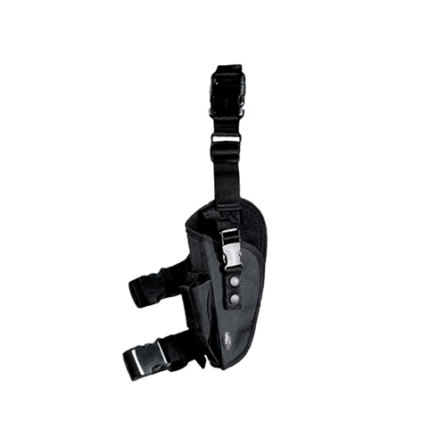 UTG Leg Holster, Left Handed, Black