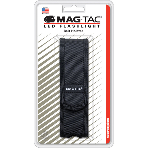 Mag-Tac Nylon Belt Holster,Black