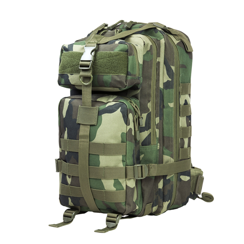 Vism Small Backpack/Woodland Camo