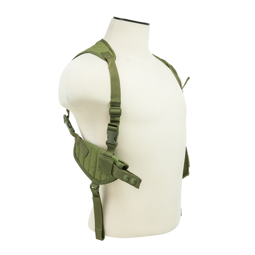 Ambidextrous Horizontal Shoulder Holster