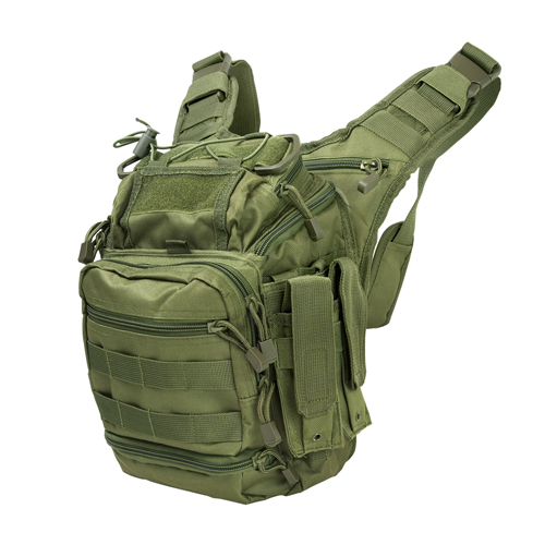 PVS First Responders Bag, Green