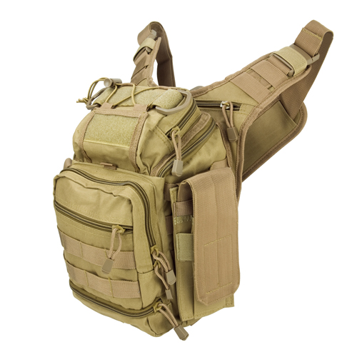 PVS First Responders Bag, Tan