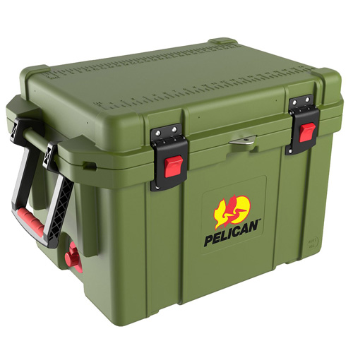 20Qt Elite Cooler Colored Od