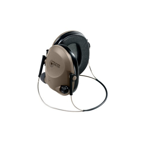 Sound-Trap Slimline Earmuff,Tact Elect HS