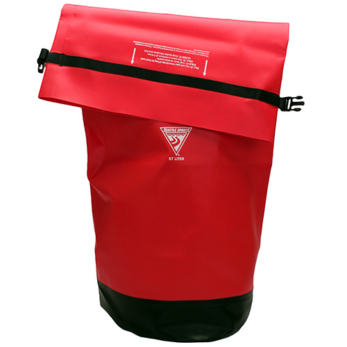 Explorer Dry Bag XL 55 L Red