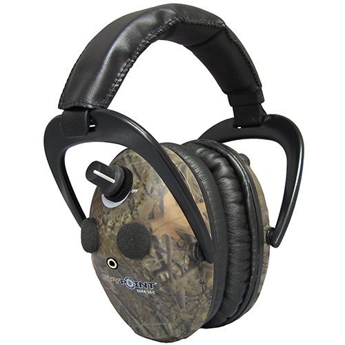 Spypoint Electronic Ear Muffs 4-24,Camo