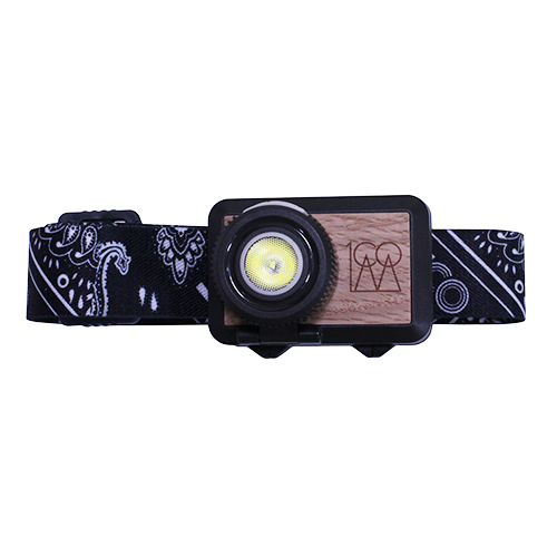 Hundred Headlamp BLACK