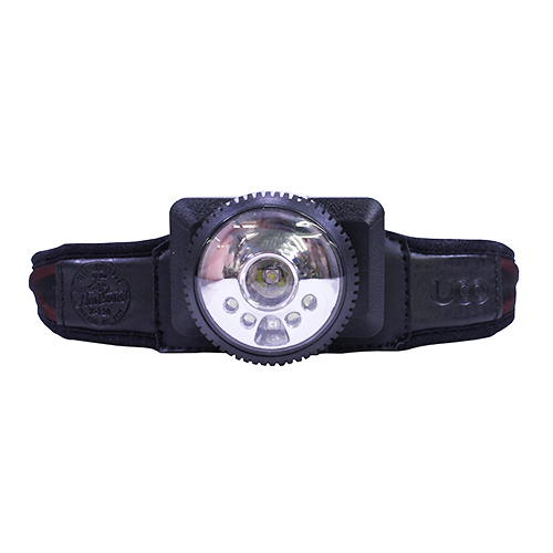 X120R Rechargeable Headlamp BLACK