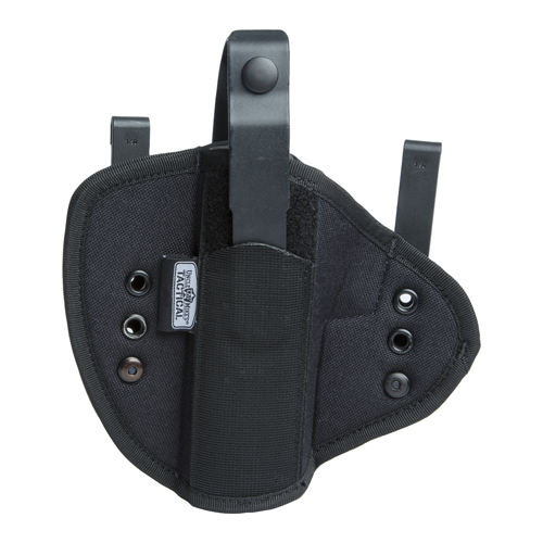 IWB Tuckable Holster Black,Size 0 Ambi,CP