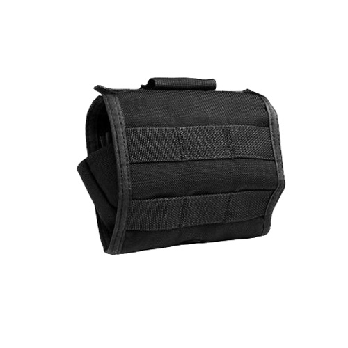 Rifle/Shotgun Blk Pouch,Molle Compatable
