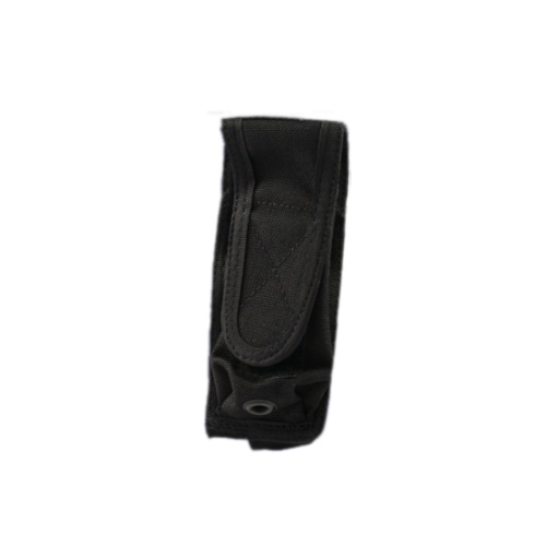 Knife/Single Pistol Mag Blk,Pouch Molle