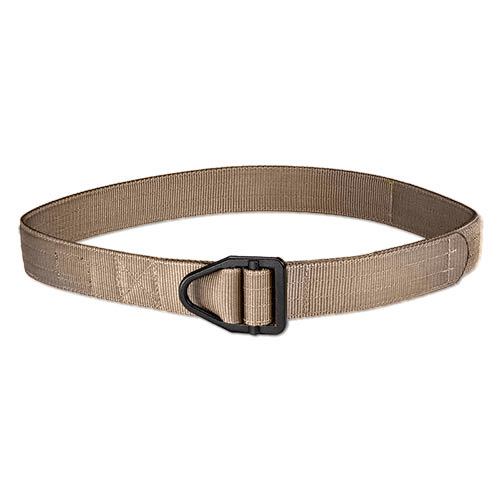 Reinforced Instructor Belt Med Desert Tan