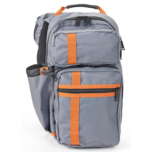 INCOG Sling Pack - Battleship Gray & Rust