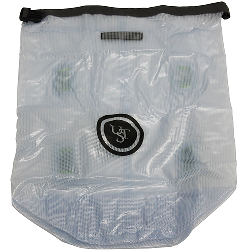Watertight PVC Dry Bag - 55L, Clear
