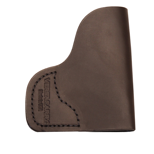 Leather Pocket Holster Brwn